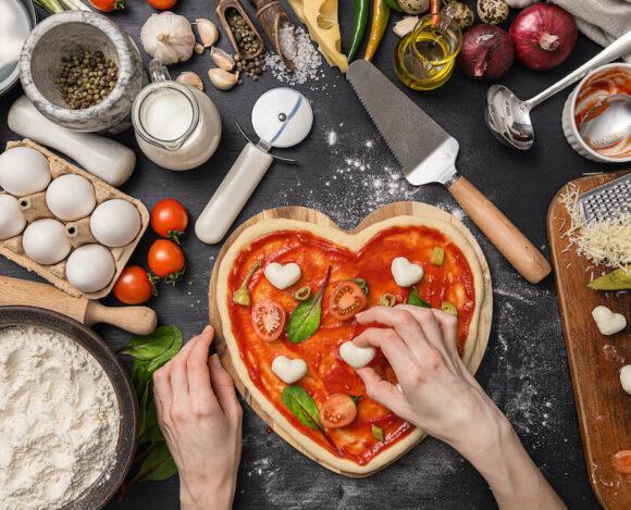 Цікаві факти про піцу, італійська піца